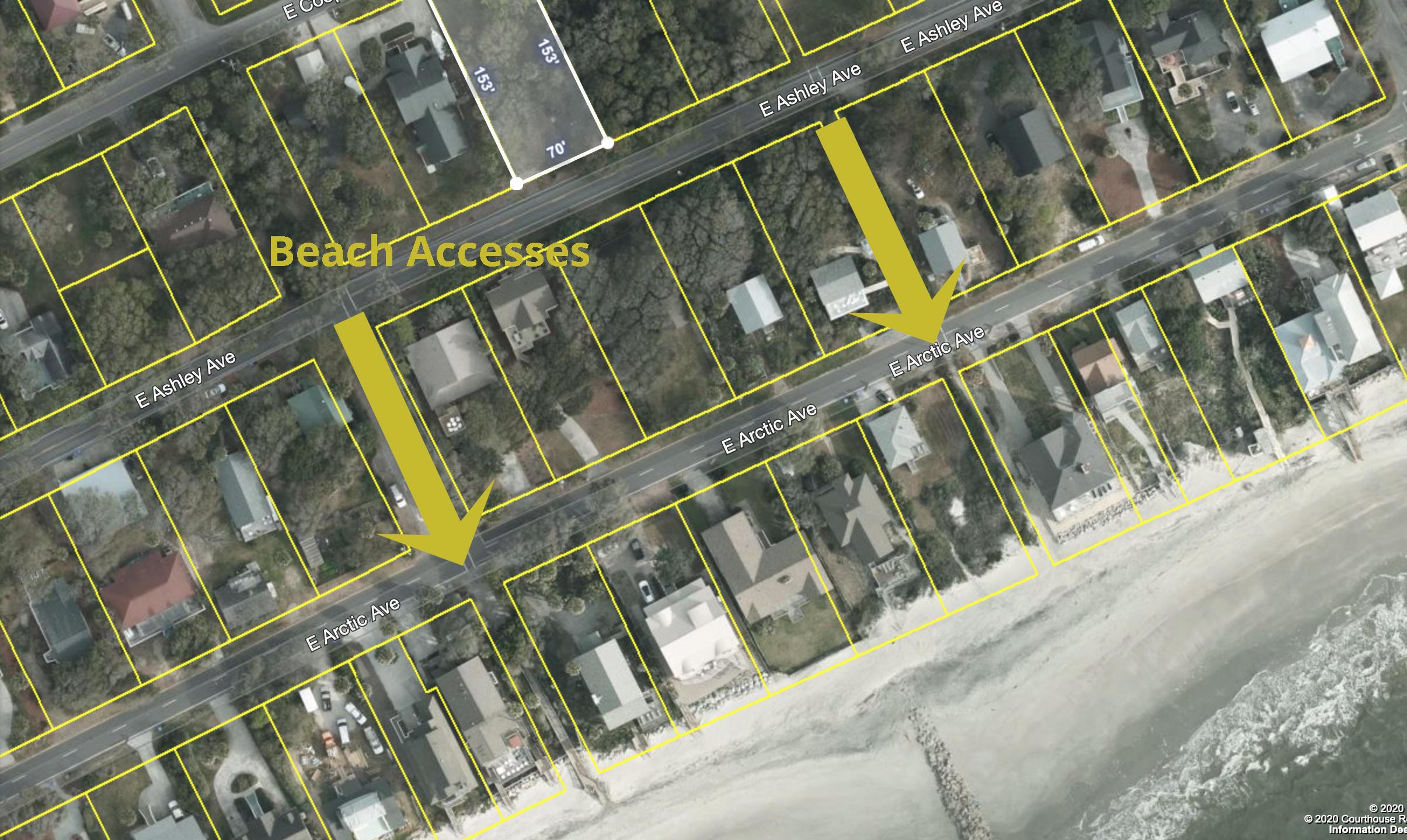 Folly Beach Homes For Sale - 1106 Ashley, Folly Beach, SC - 2
