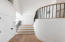 Access to generous sized third floor attic space (this unfinished area is not included in the heated/cooled total square feet listed on MLS).