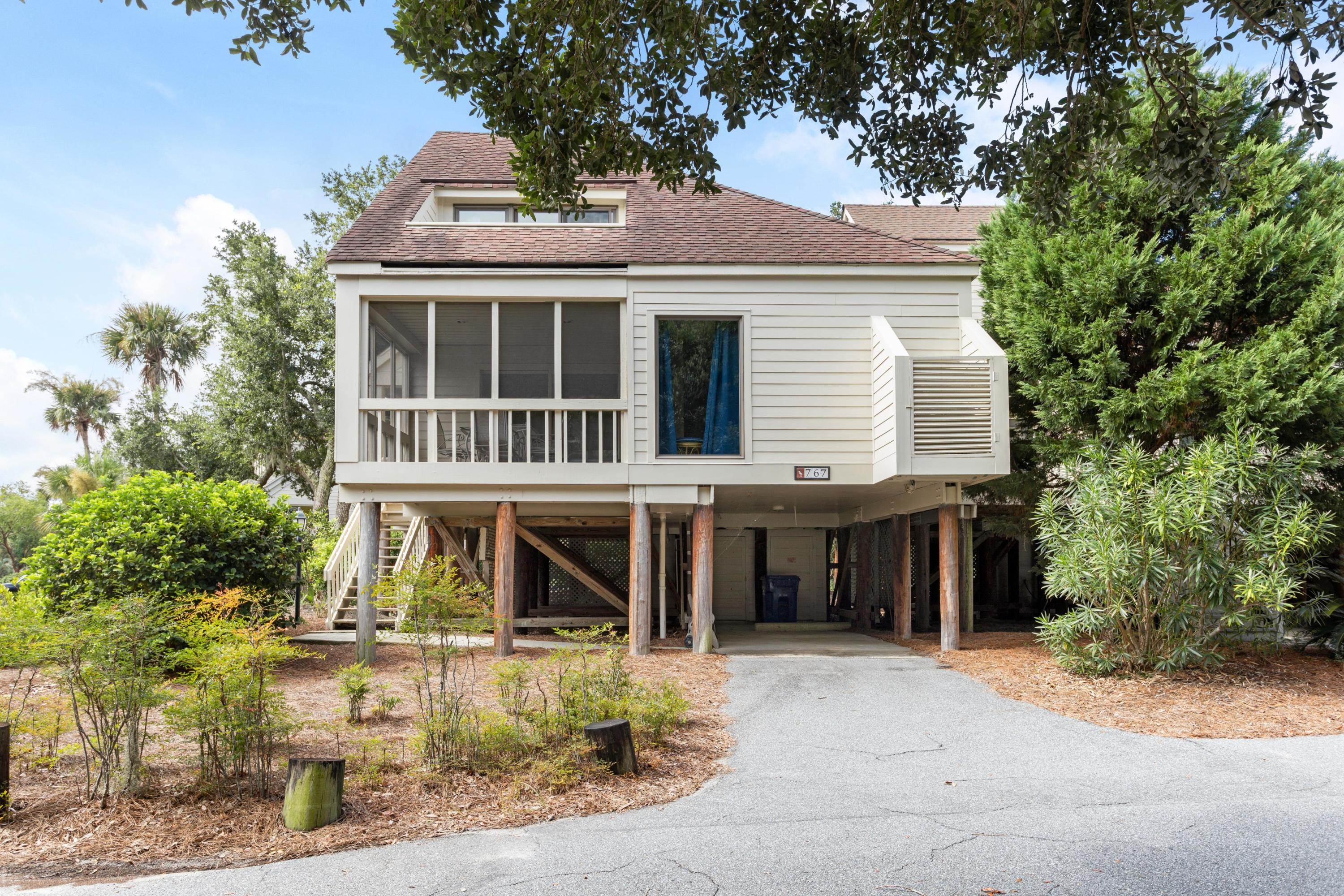 767 Spinnaker Beach House Seabrook Island, Sc 29455