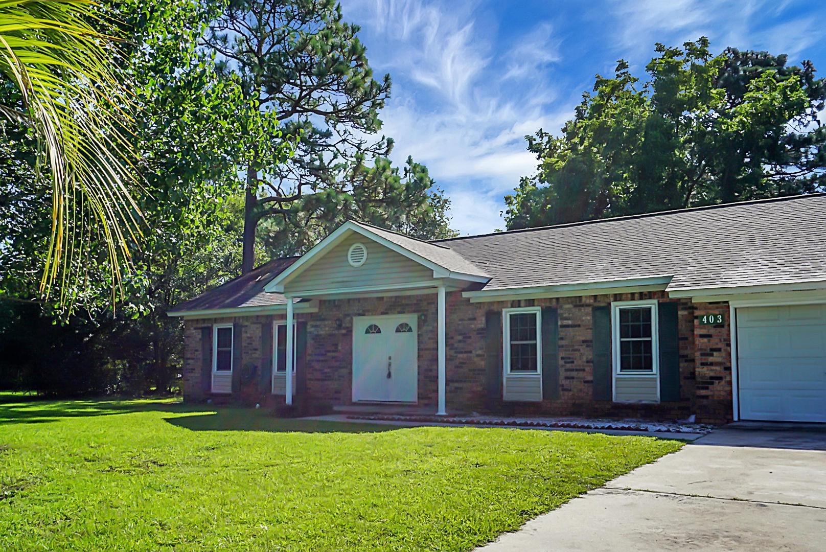 403 Longstreet Summerville, SC 29486