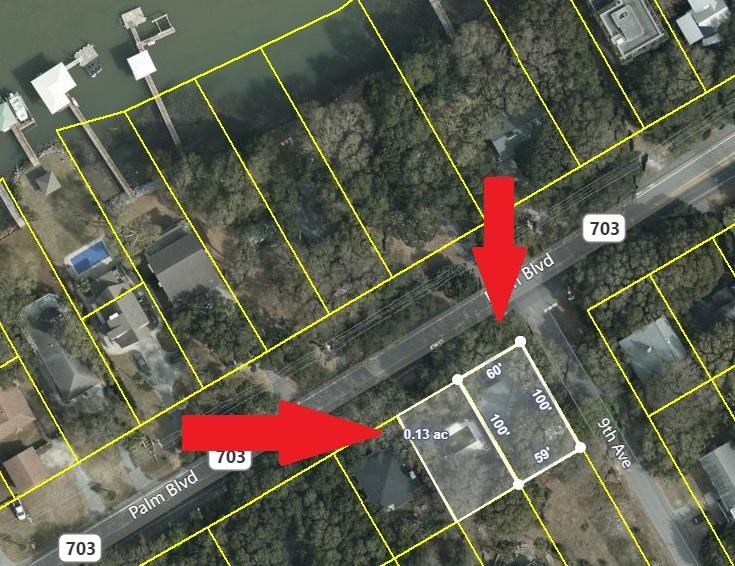 816 Palm Boulevard Isle Of Palms, SC 29451