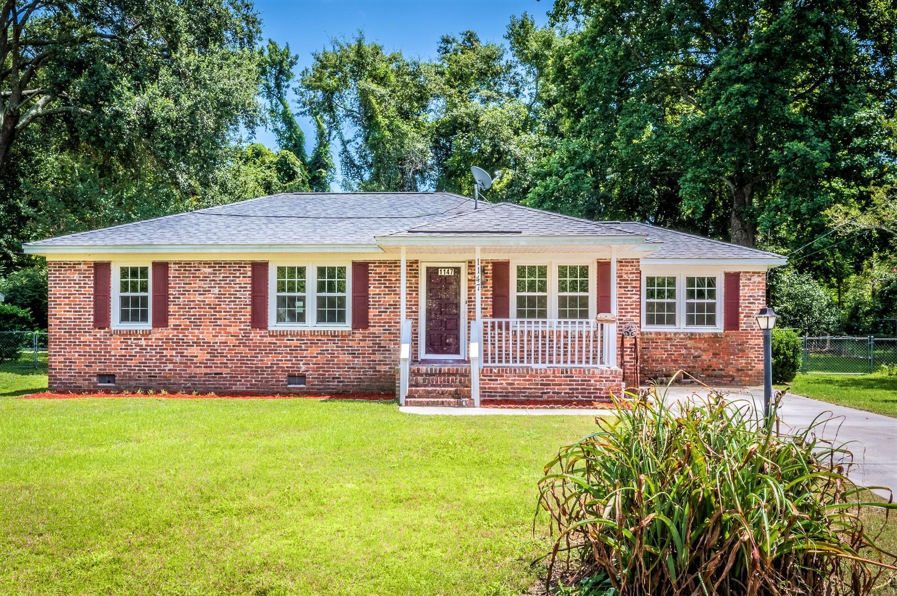 1147 Quail Drive Charleston, SC 29412
