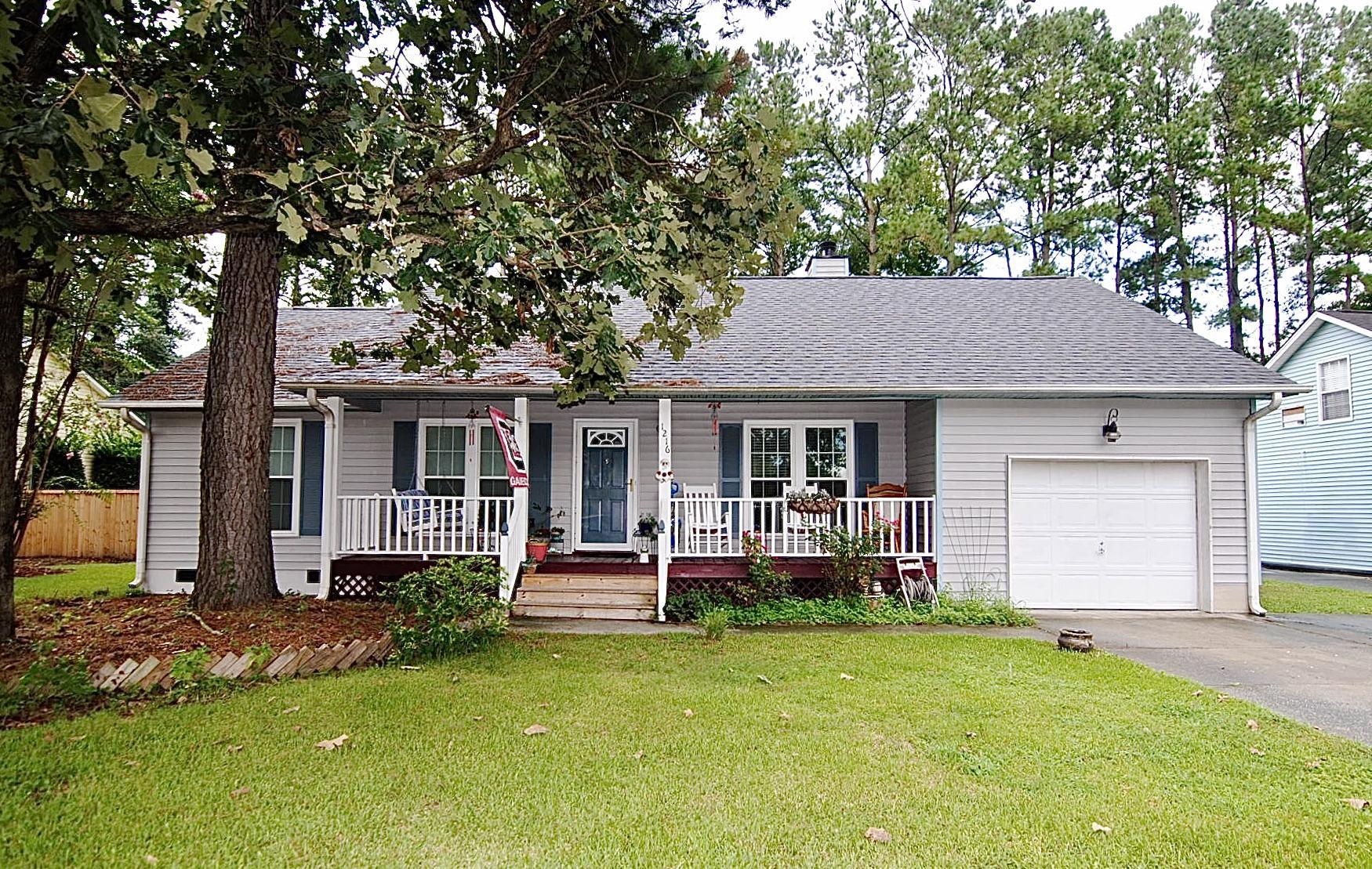 1216 Scotch Pine Lane Ladson, SC 29456