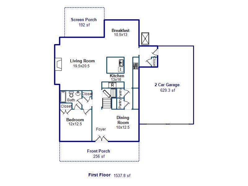 Hamlin Plantation Homes For Sale - 4074 Blackmoor, Mount Pleasant, SC - 17