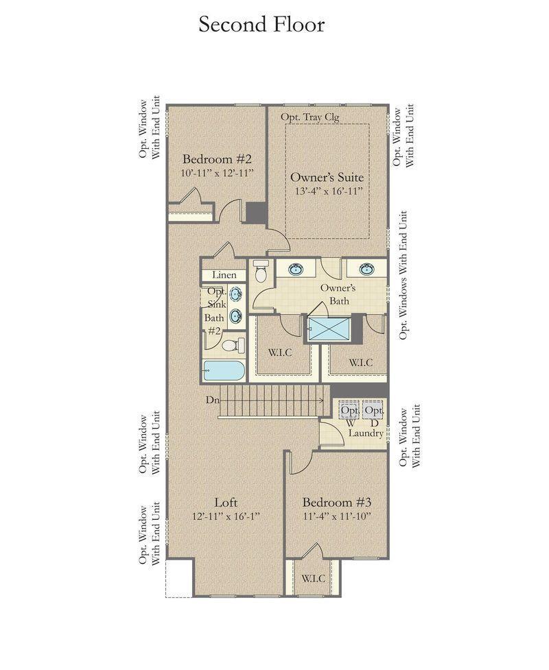 Emma Lane Townes Homes For Sale - 3092 Emma, Mount Pleasant, SC - 15
