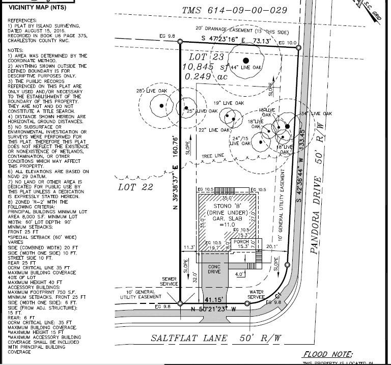 Stratton by the Sound Homes For Sale - 3514 Saltflat, Mount Pleasant, SC - 6