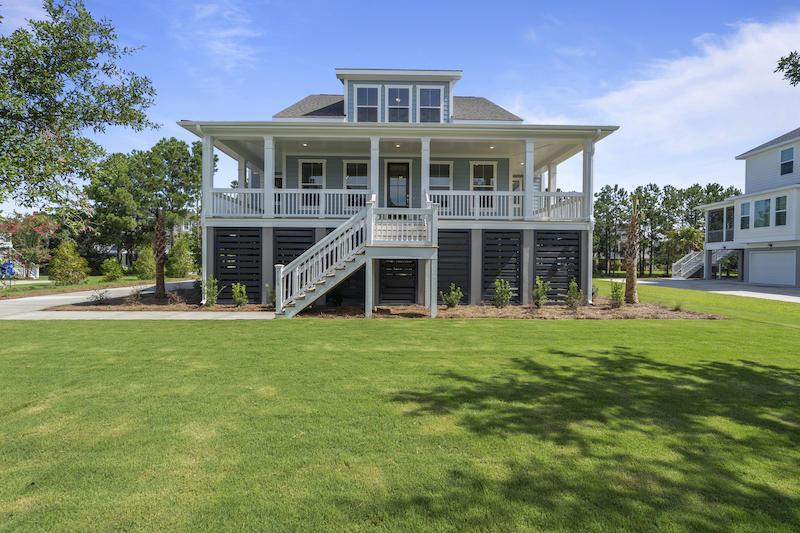 Beresford Creek Landing Homes For Sale - 1009 Rivershore, Charleston, SC - 1