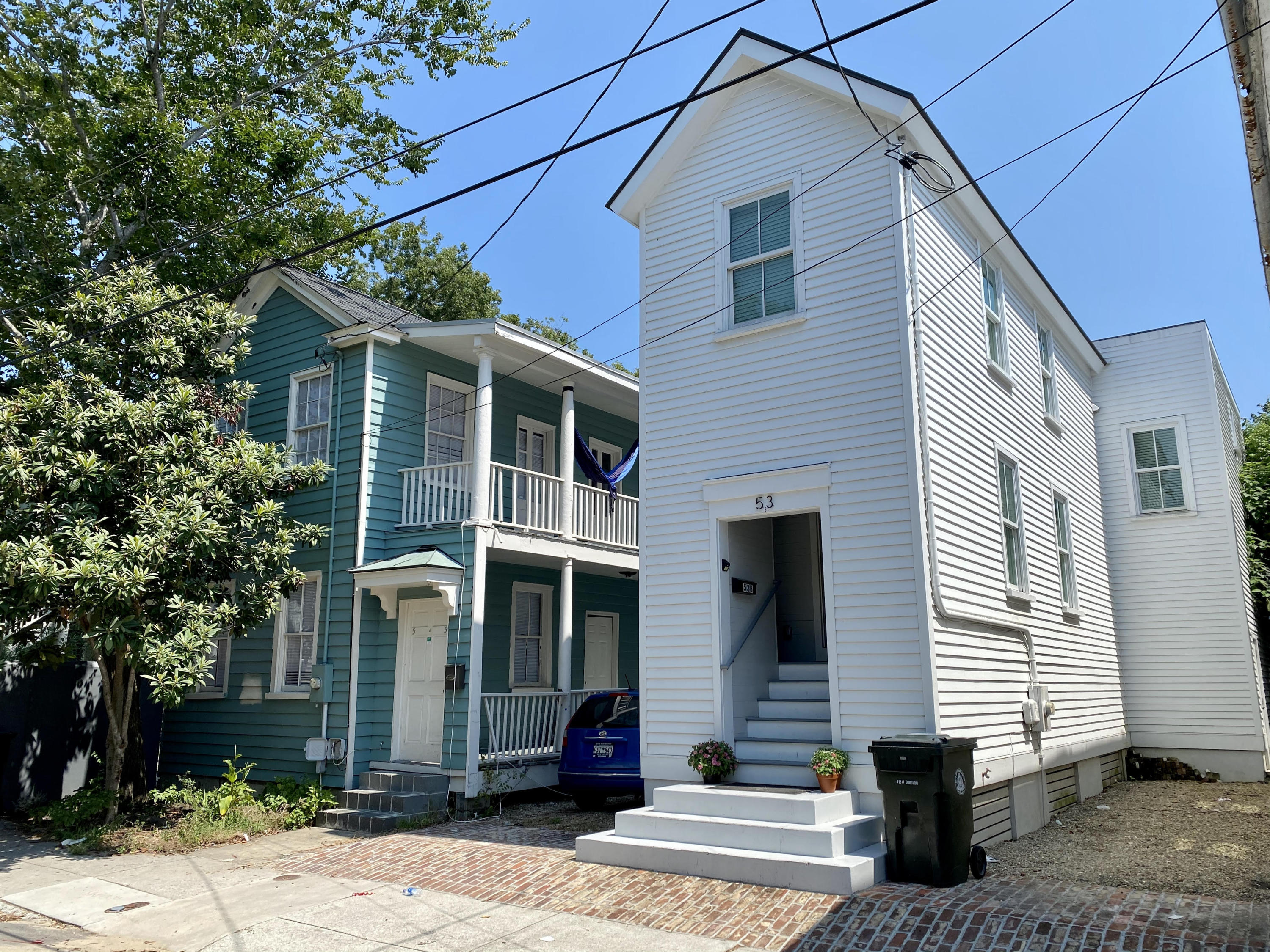 53 South Street UNIT 53 And 53 1/2 Charleston, SC 29403