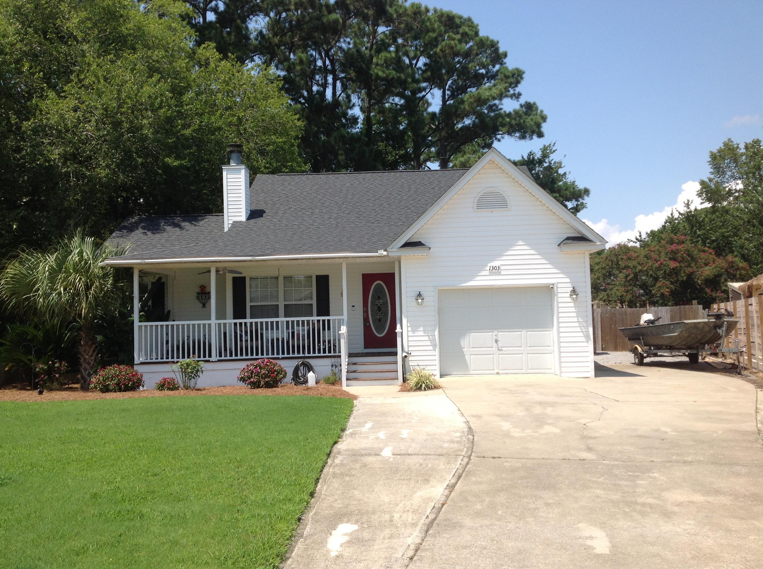 1303 Mapleton Avenue Charleston, SC 29412