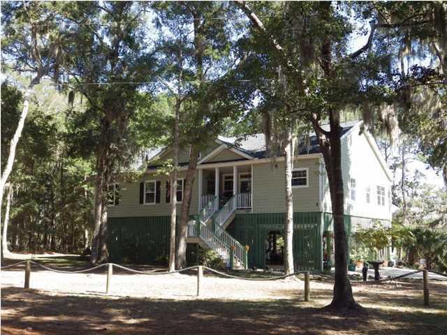 8638 Palmetto Road Edisto Island, SC 29438