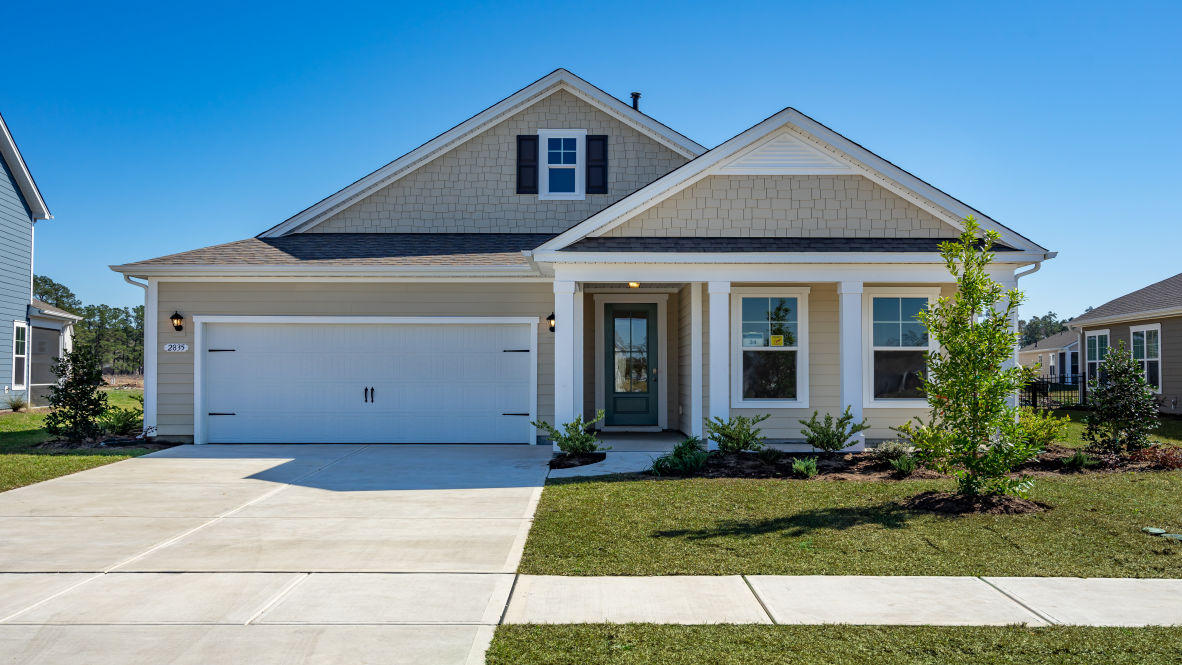 Woodbury Park Homes For Sale - 2713 Harmony Lake, Johns Island, SC - 0