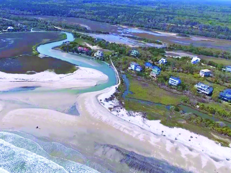 1 Lost Village Trail Edisto Island, SC 29438