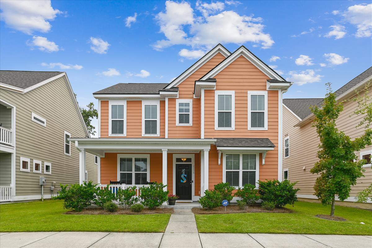 4236 William E Murray Boulevard Charleston, Sc 29414