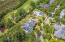 Ariel View of 79 Dalton Street Main House and Pool House!