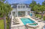 Pool House with 1 Full bedroom 1.5 bathrooms, gourmet kitchen and laundry room!