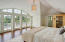 Pool House Bedroom has access to balcony overlooking the pool!