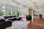 Family Room overlooking golf course!