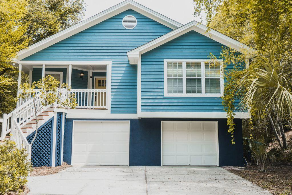 8 Edgewater Alley Isle Of Palms, SC 29451