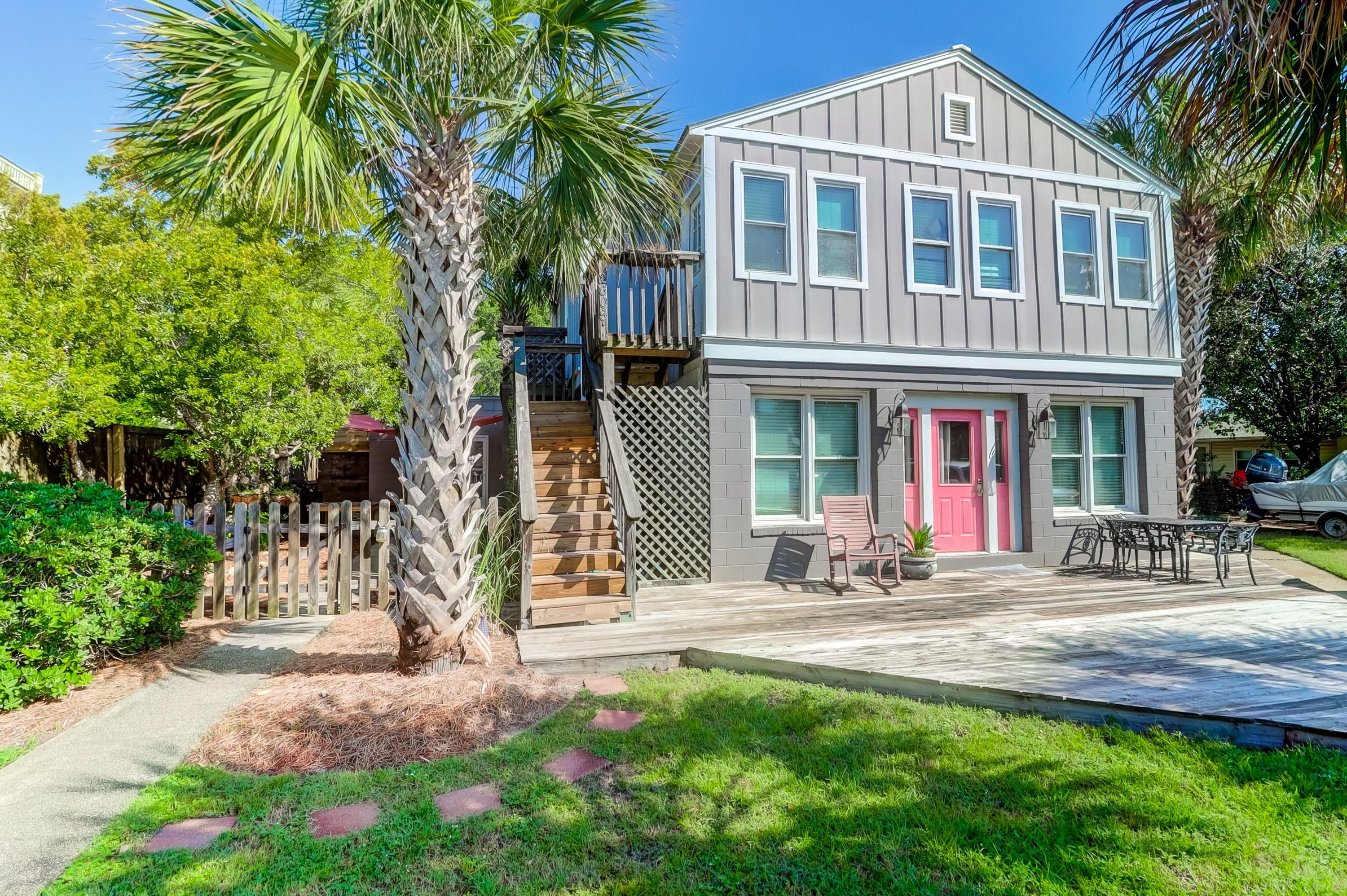 2605 Palm Boulevard Isle Of Palms, SC 29451