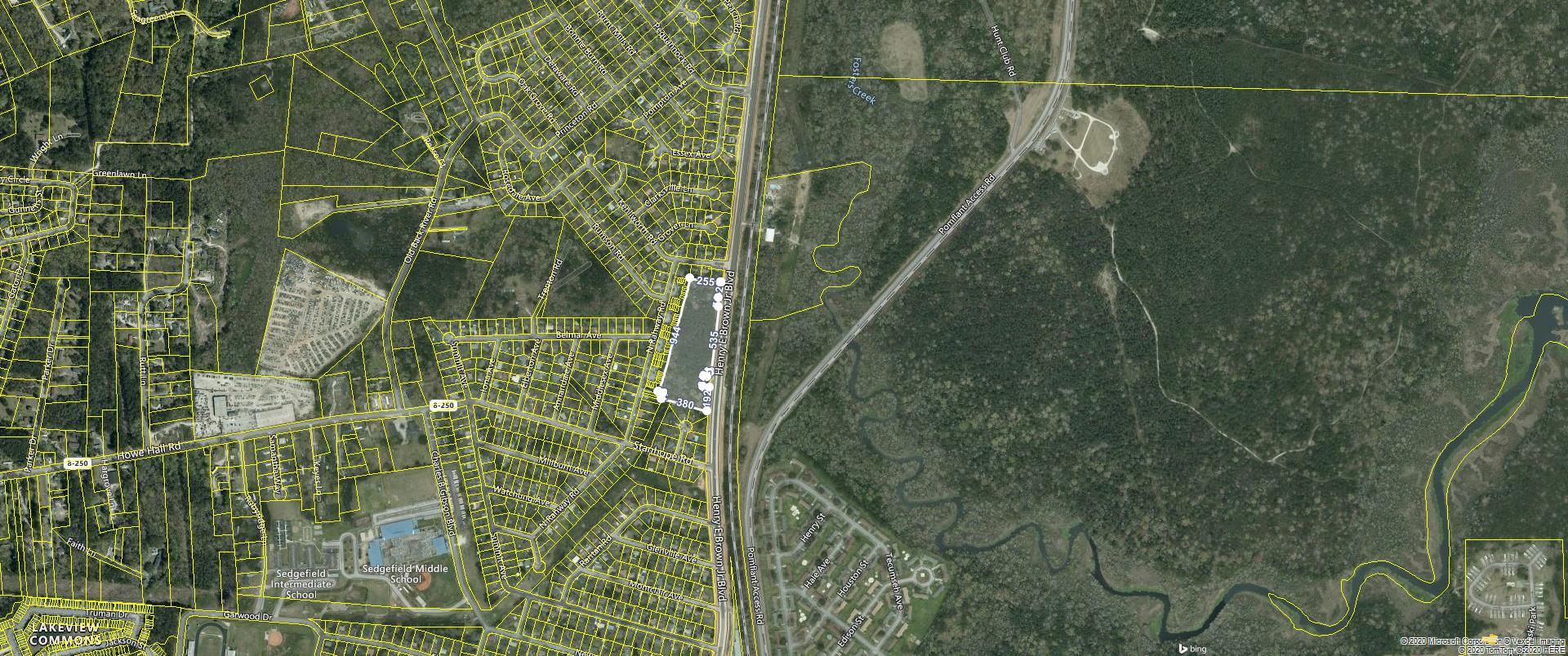 Henry Brown Boulevard Goose Creek, SC 29445