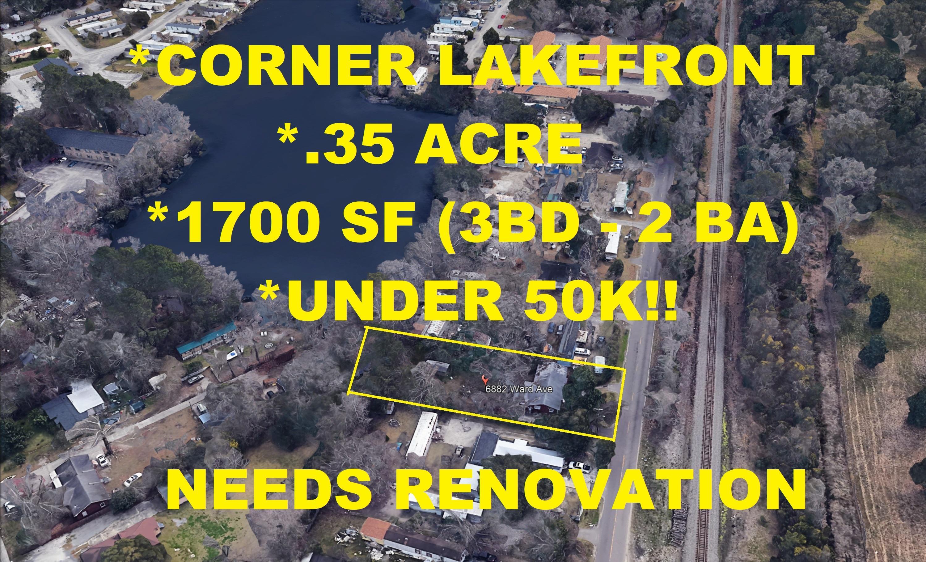 6882 Ward Avenue North Charleston, Sc 29406