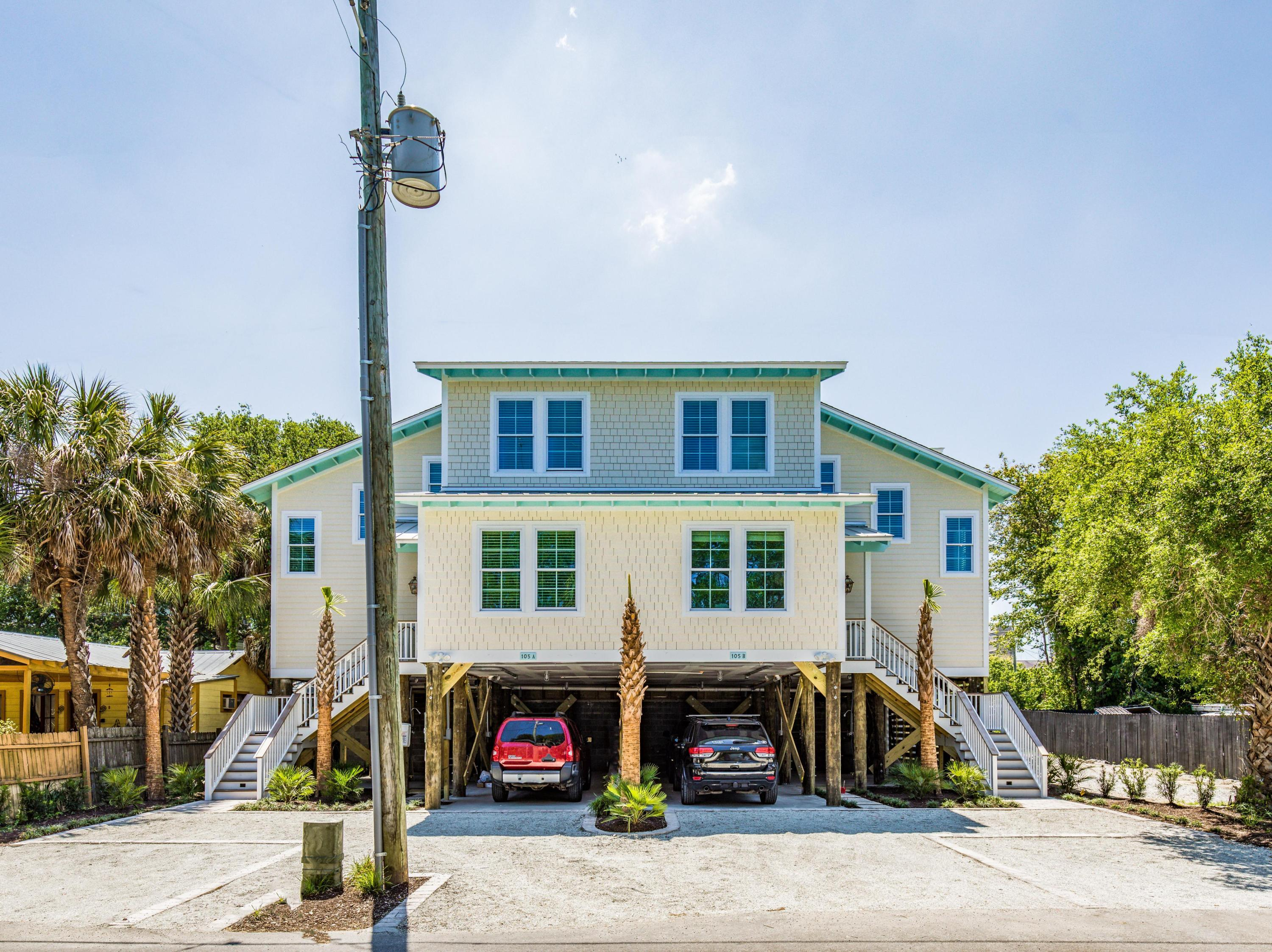 105 E Erie Avenue UNIT A Folly Beach, SC 29439