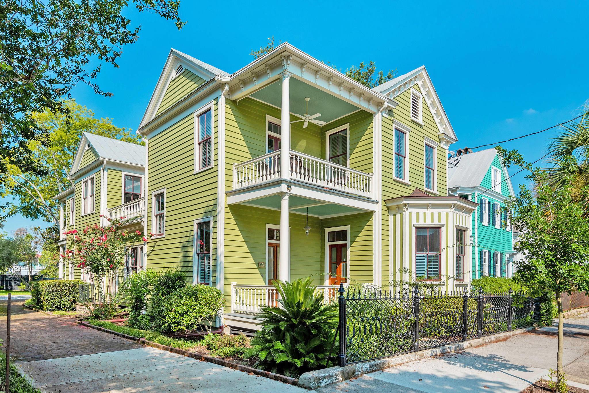 45 Pitt Street Charleston, SC 29401