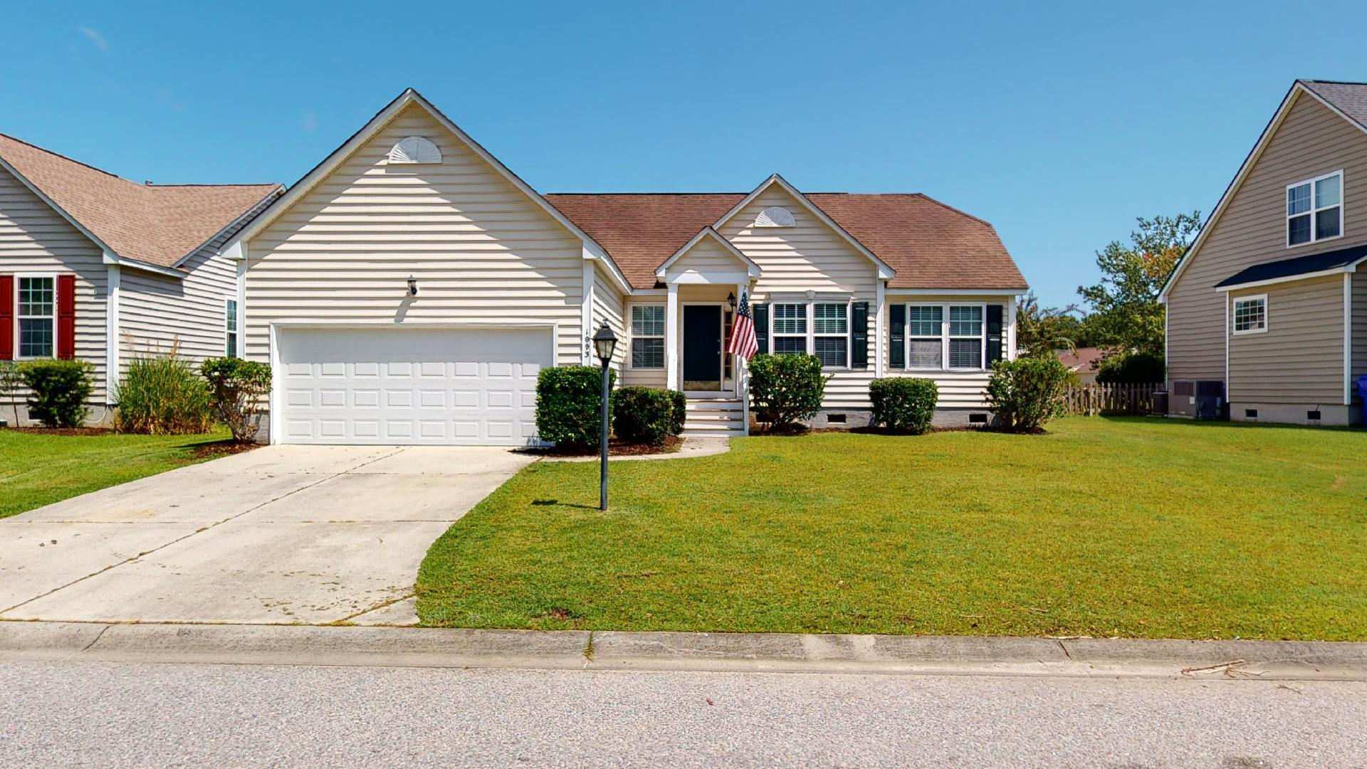 1093 Willoughby Lane Mount Pleasant, SC 29466