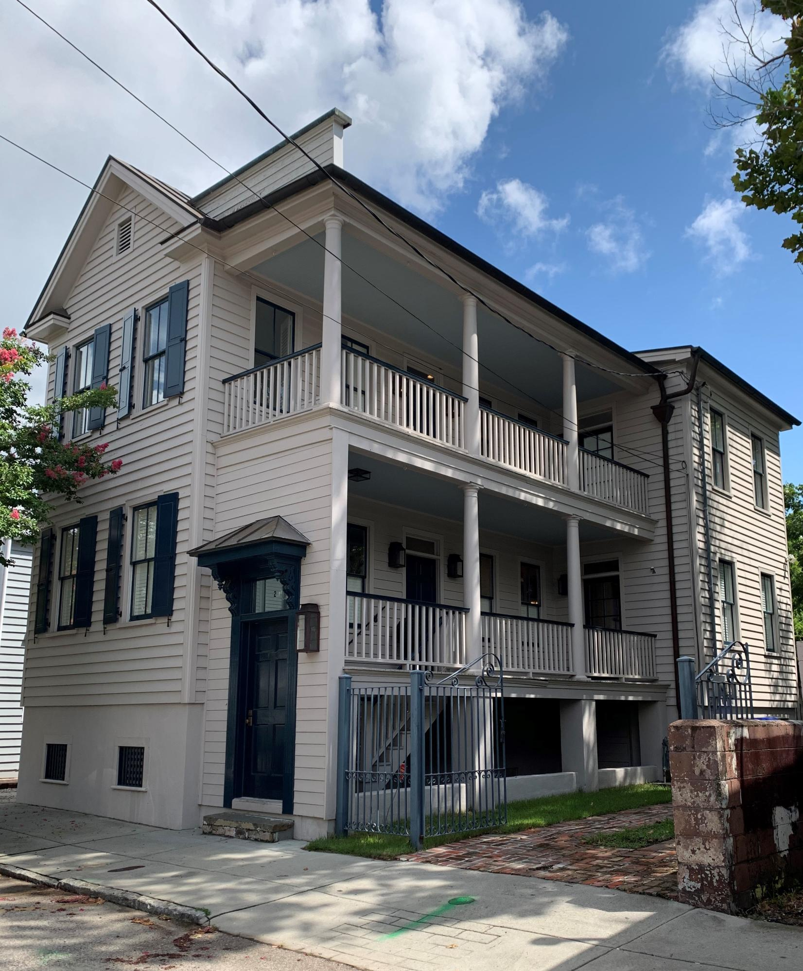 2 Felix Street Charleston, SC 29403