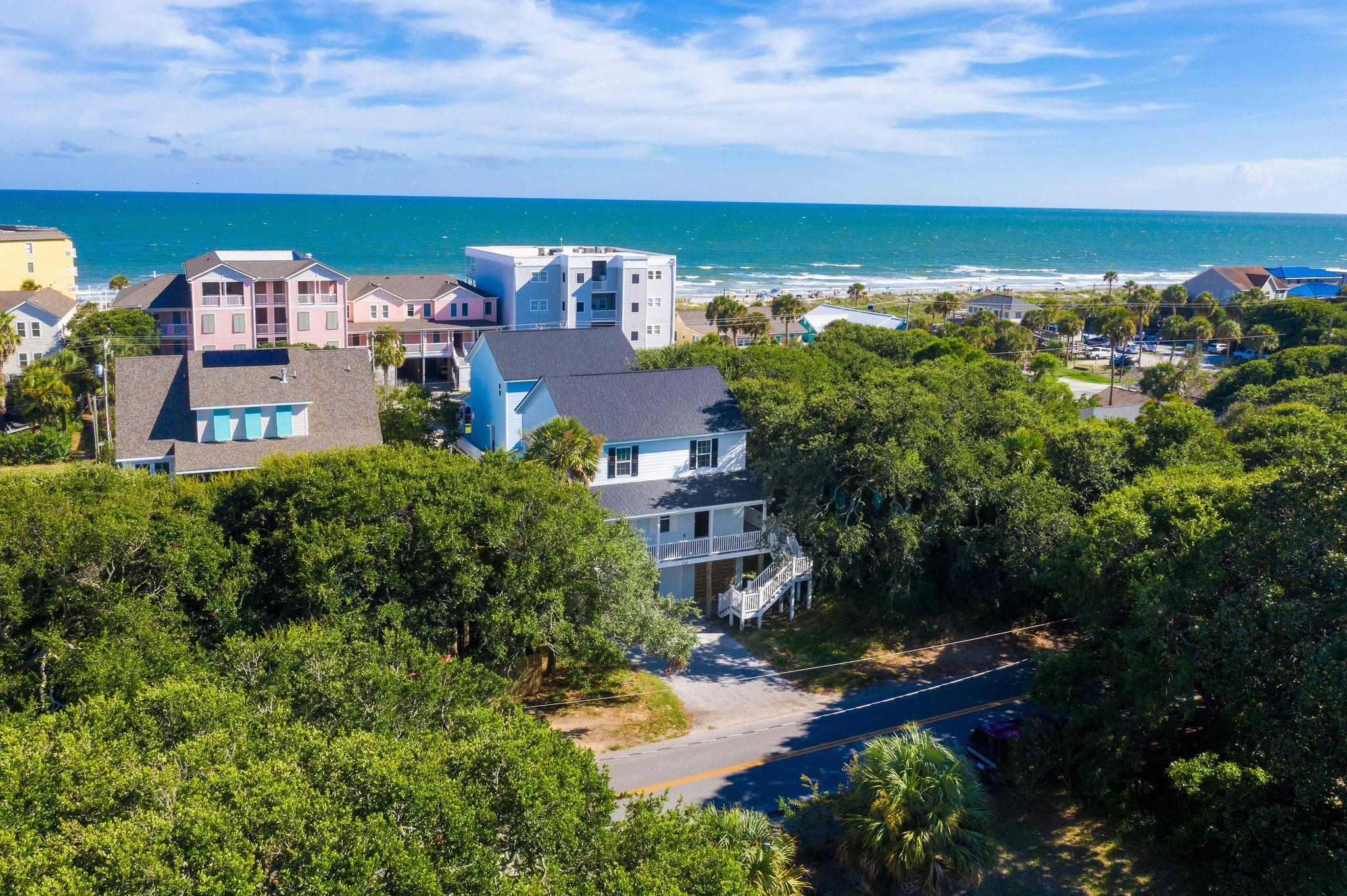 214 W Ashley Avenue Folly Beach, SC 29439