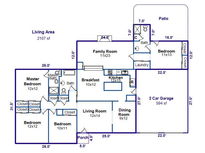 Cooper Estates Homes For Sale - 631 Pelzer, Mount Pleasant, SC - 2