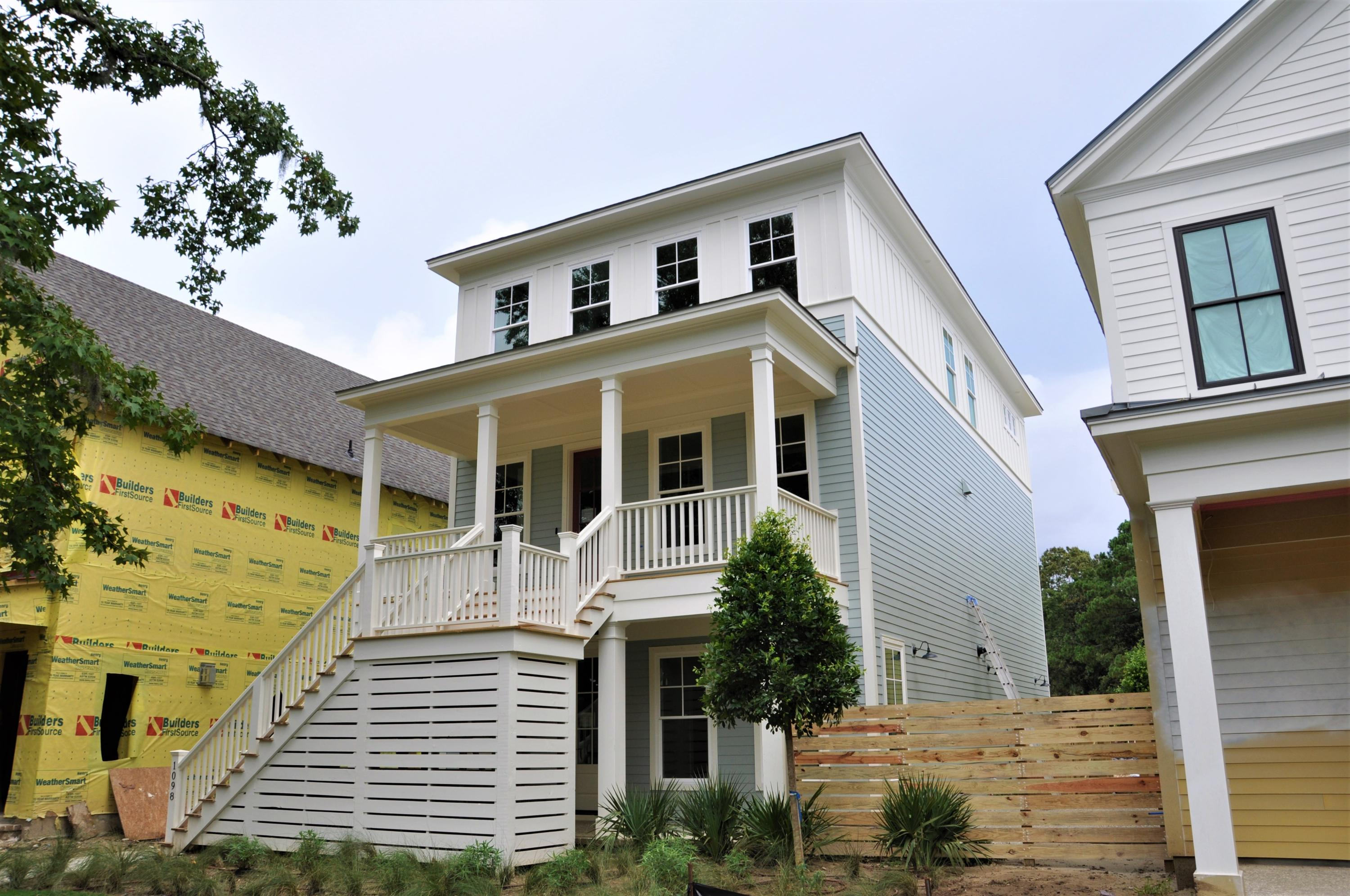 1098 Poplar Tree Drive Mount Pleasant, Sc 29464