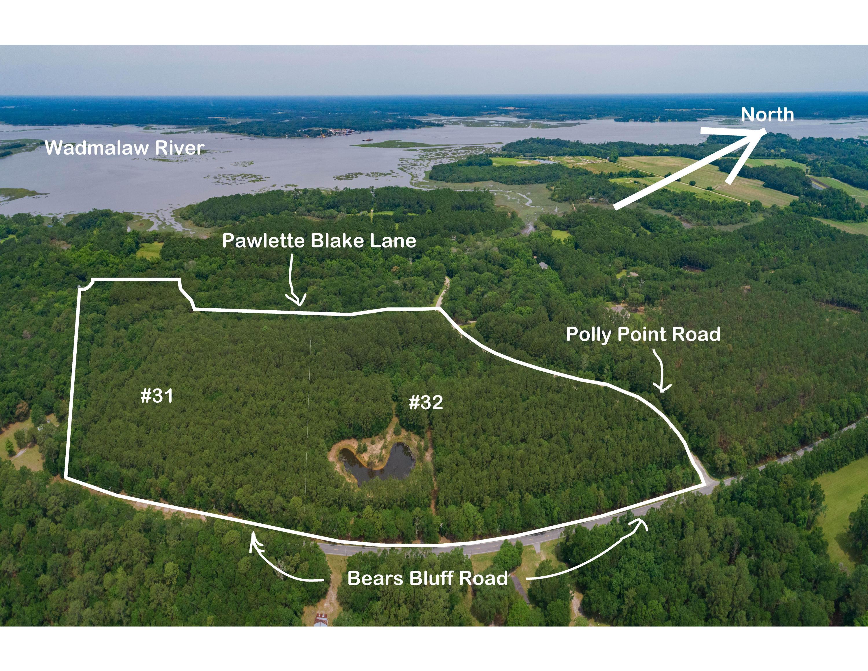 Pawlett Blake Lane UNIT Parcel 31+32 Wadmalaw Island, SC 29487