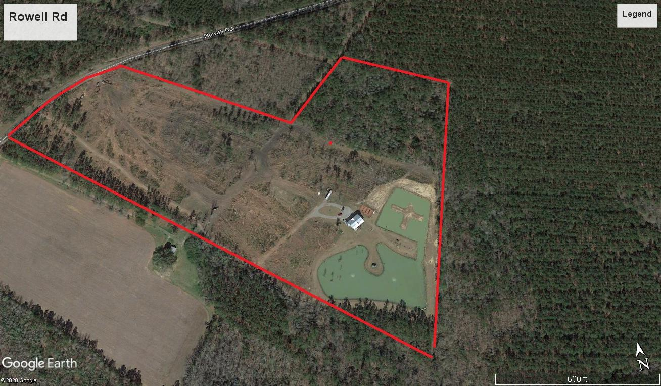 622 Rowell Road Salters, SC 29590