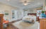 Large Master Suite located on the 1st floor