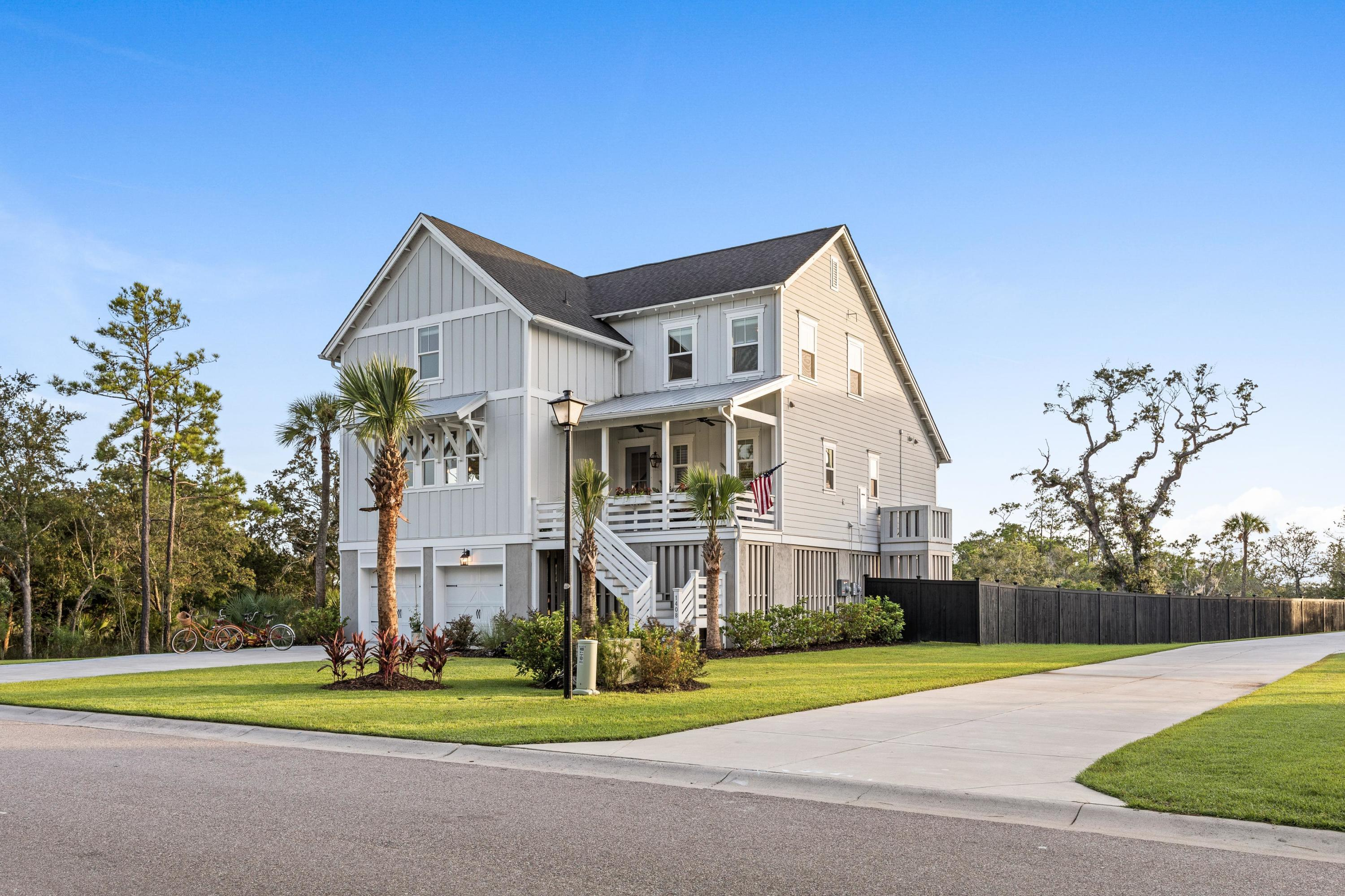 Stratton by the Sound Homes For Sale - 1408 Stratton, Mount Pleasant, SC - 2