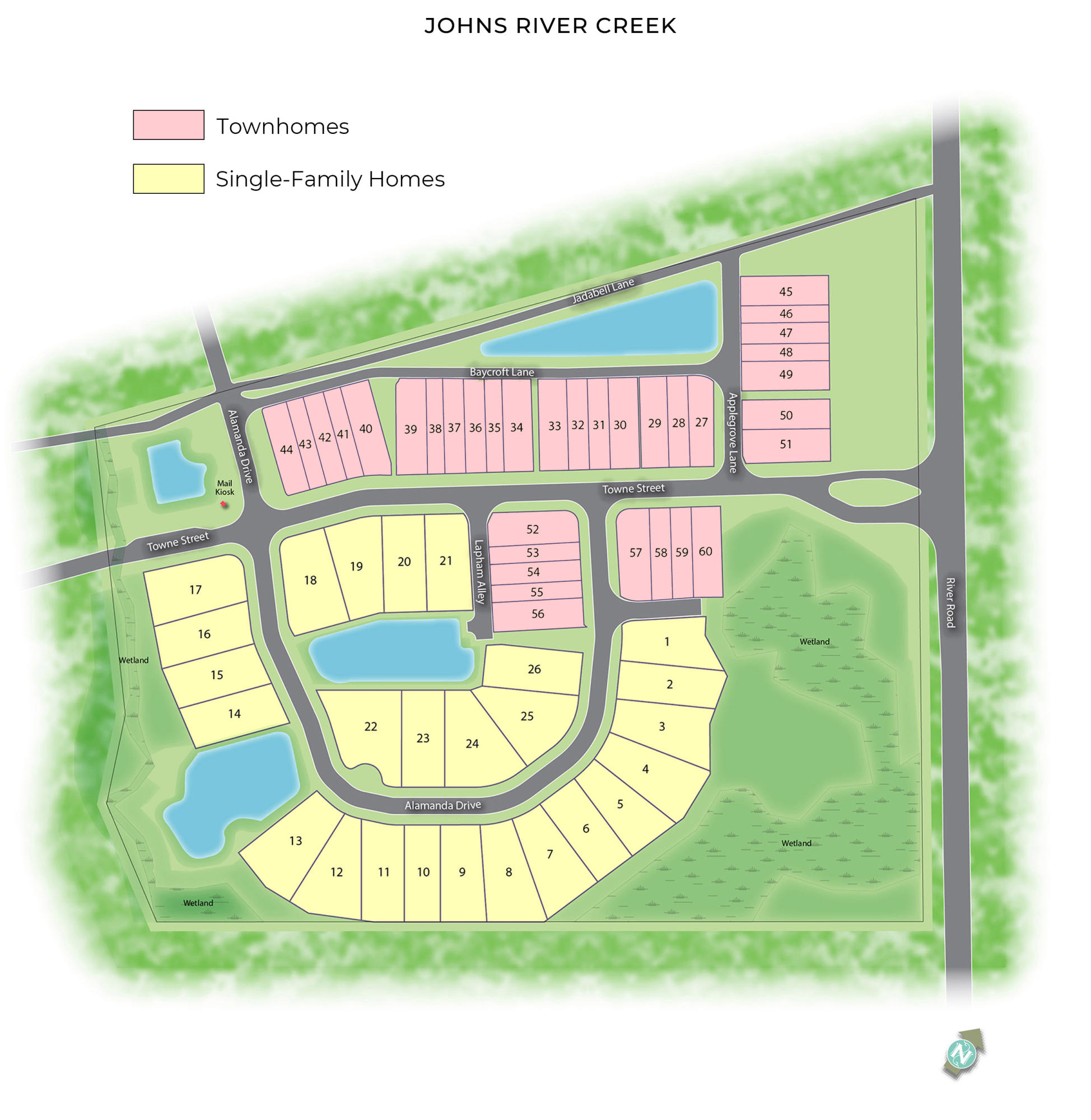 The Cottages at Johns Island Homes For Sale - 2508 Applegrove, Johns Island, SC - 25