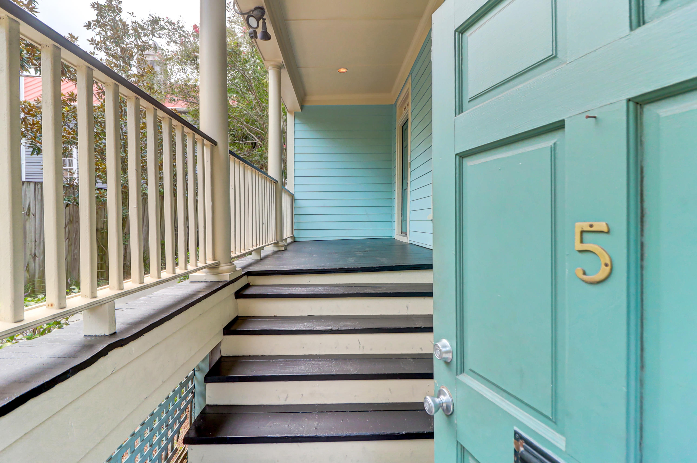 Radcliffeborough Homes For Sale - 5 Radcliffe, Charleston, SC - 5