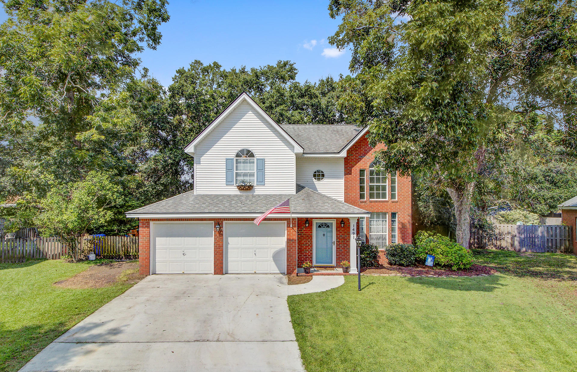 1491 Old Williamston Court Mount Pleasant, SC 29464