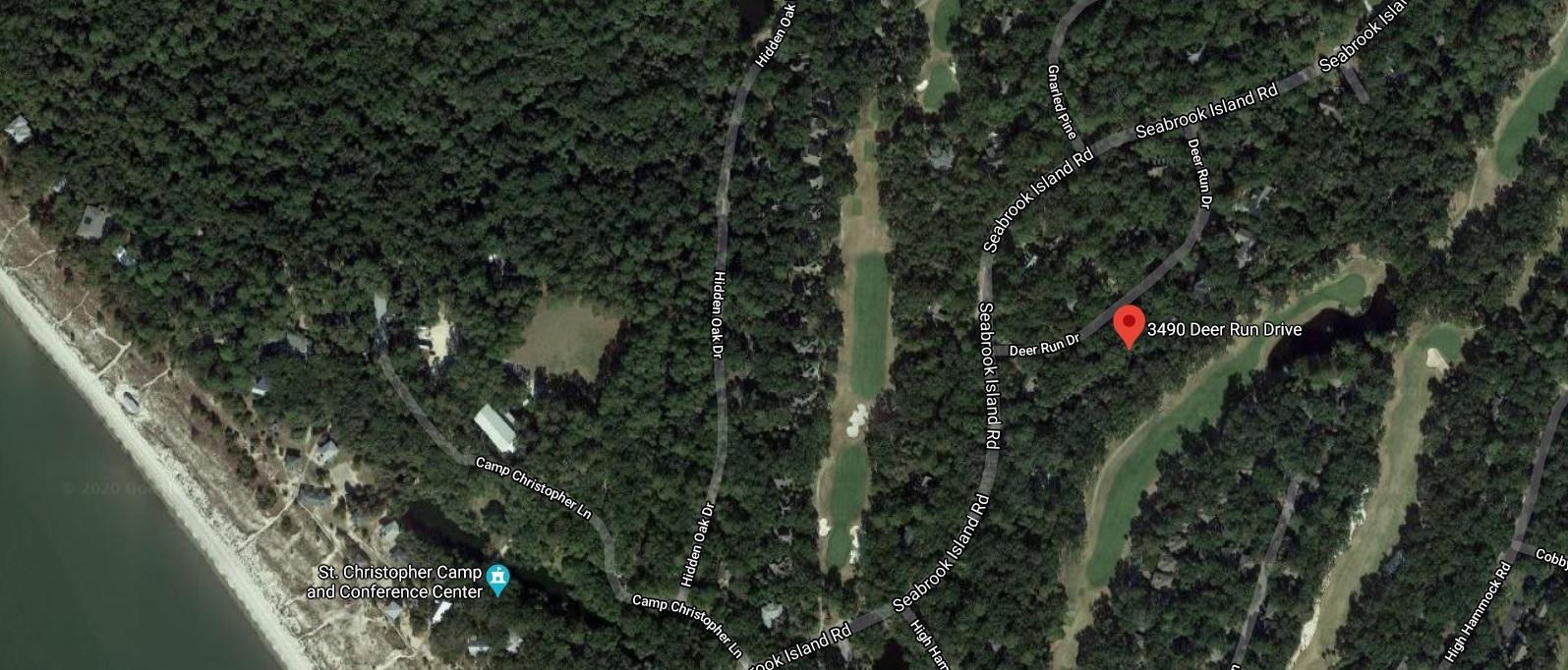 3490 Deer Run Drive Seabrook Island, SC 29455