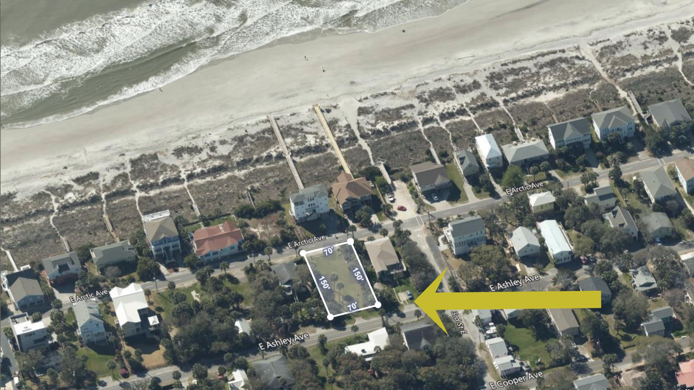 304 E Arctic Avenue Folly Beach, SC 29439