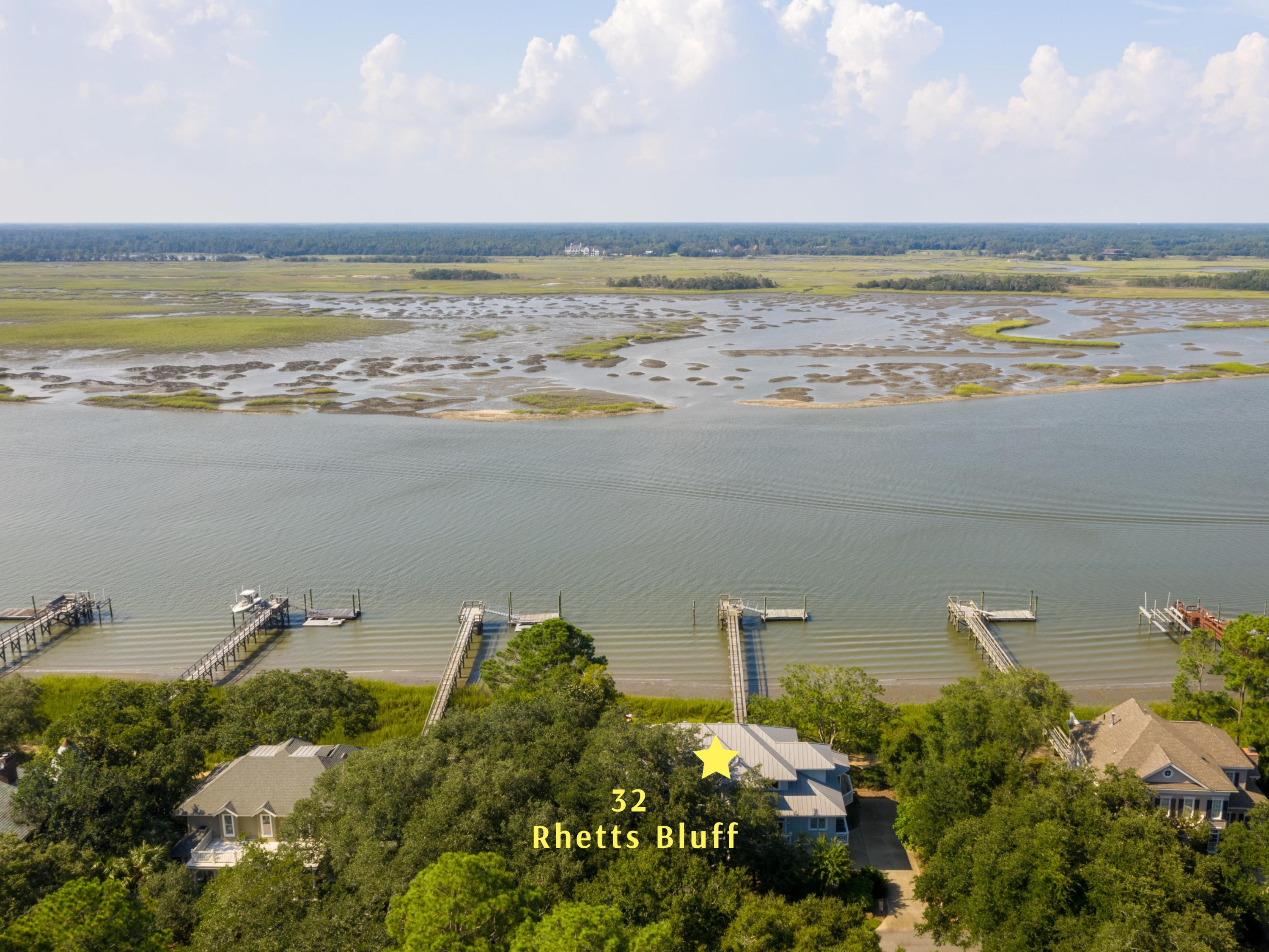 32 Rhetts Bluff Road Kiawah Island, SC 29455