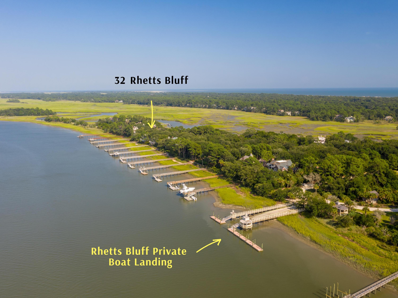 32 Rhetts Bluff Road Kiawah Island, SC 29455
