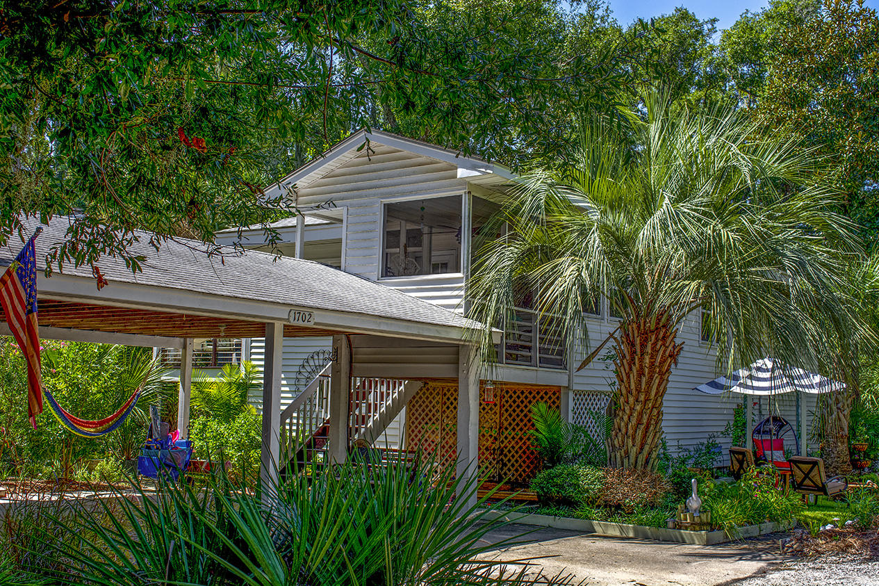 1702 Jungle Road Edisto Beach, SC 29438