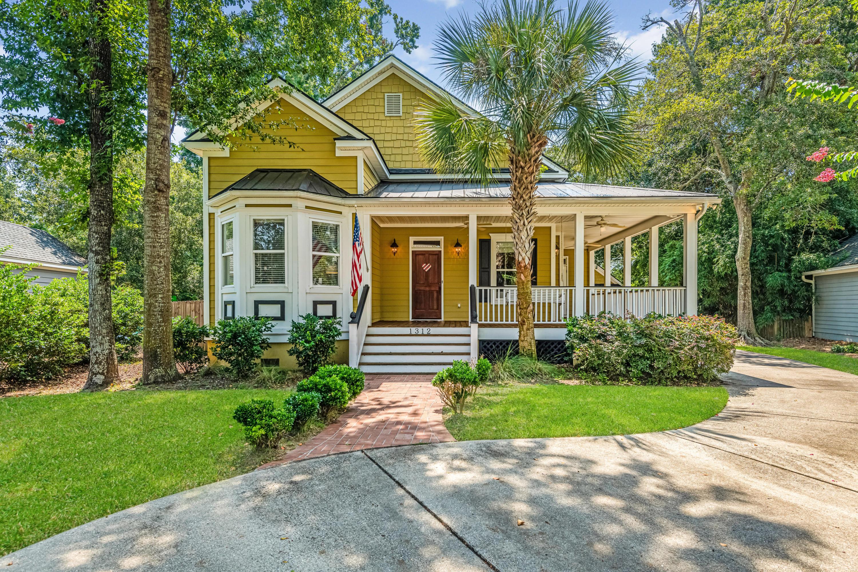 Shell Point Homes For Sale - 1312 Parkton, Mount Pleasant, SC - 23