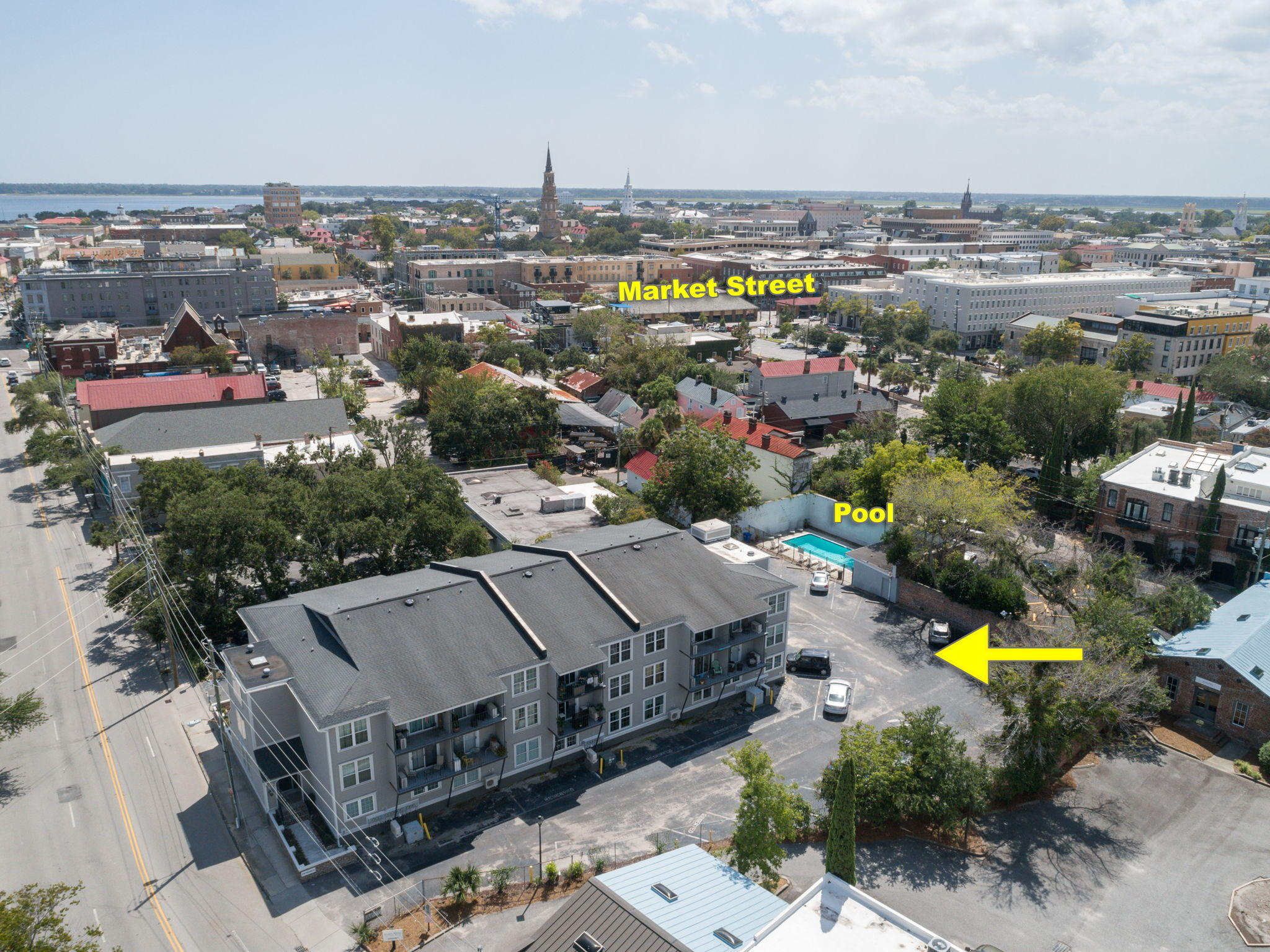 259 E Bay Street UNIT 8a Charleston, SC 29401