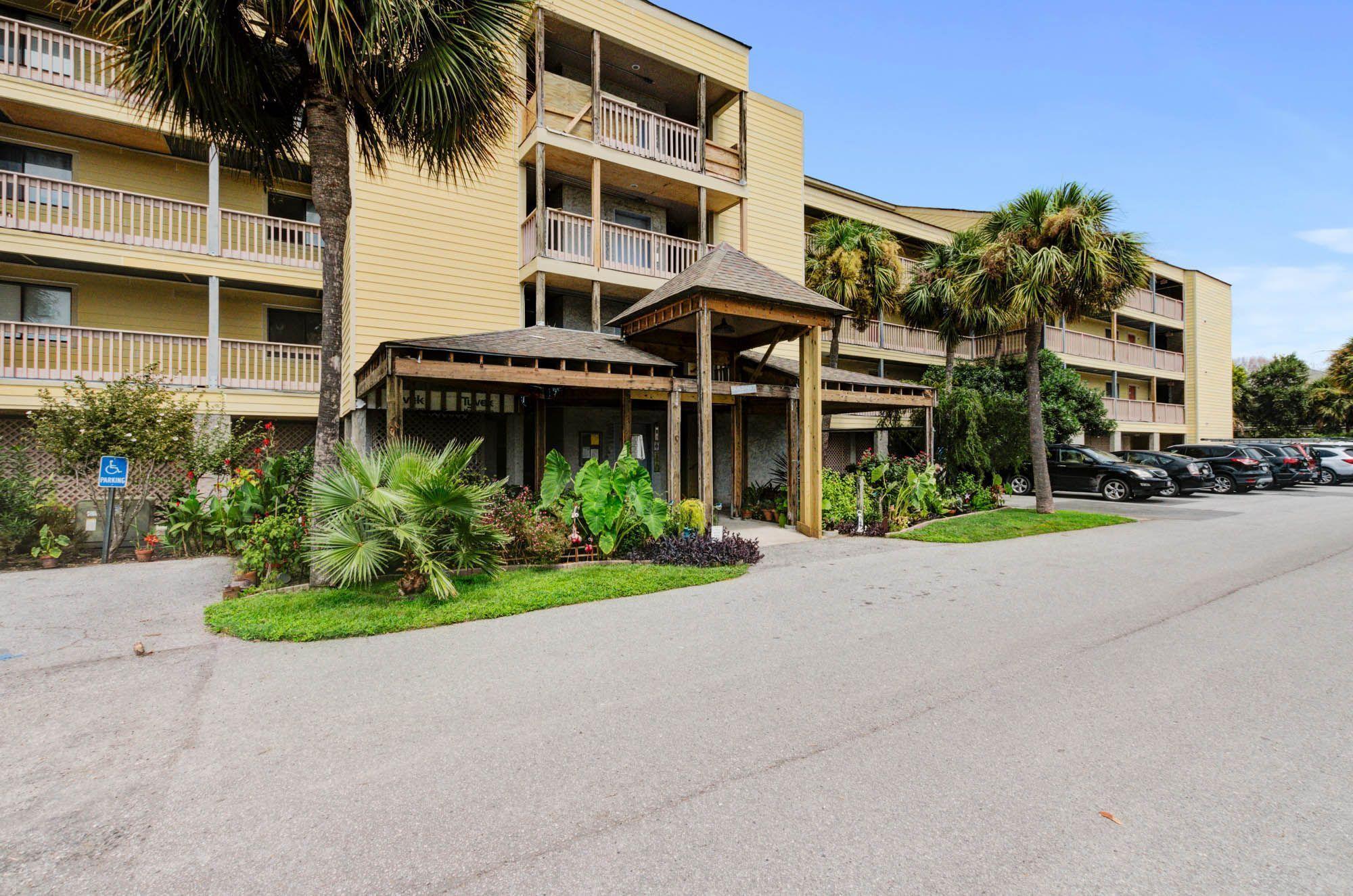 151 W Marsh View Villas Drive Folly Beach, SC 29439