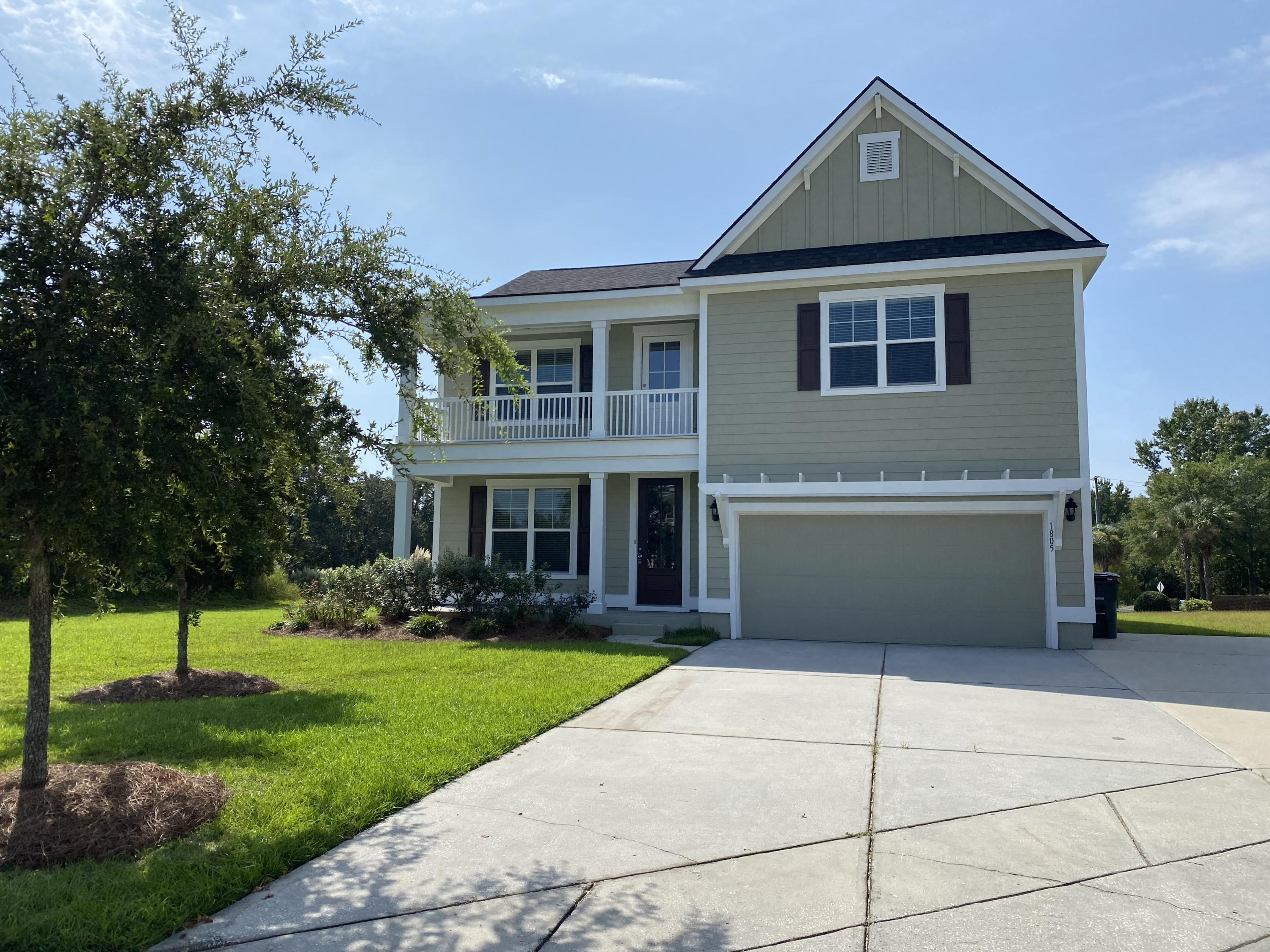 1805 Bird Key Court Hanahan, SC 29410