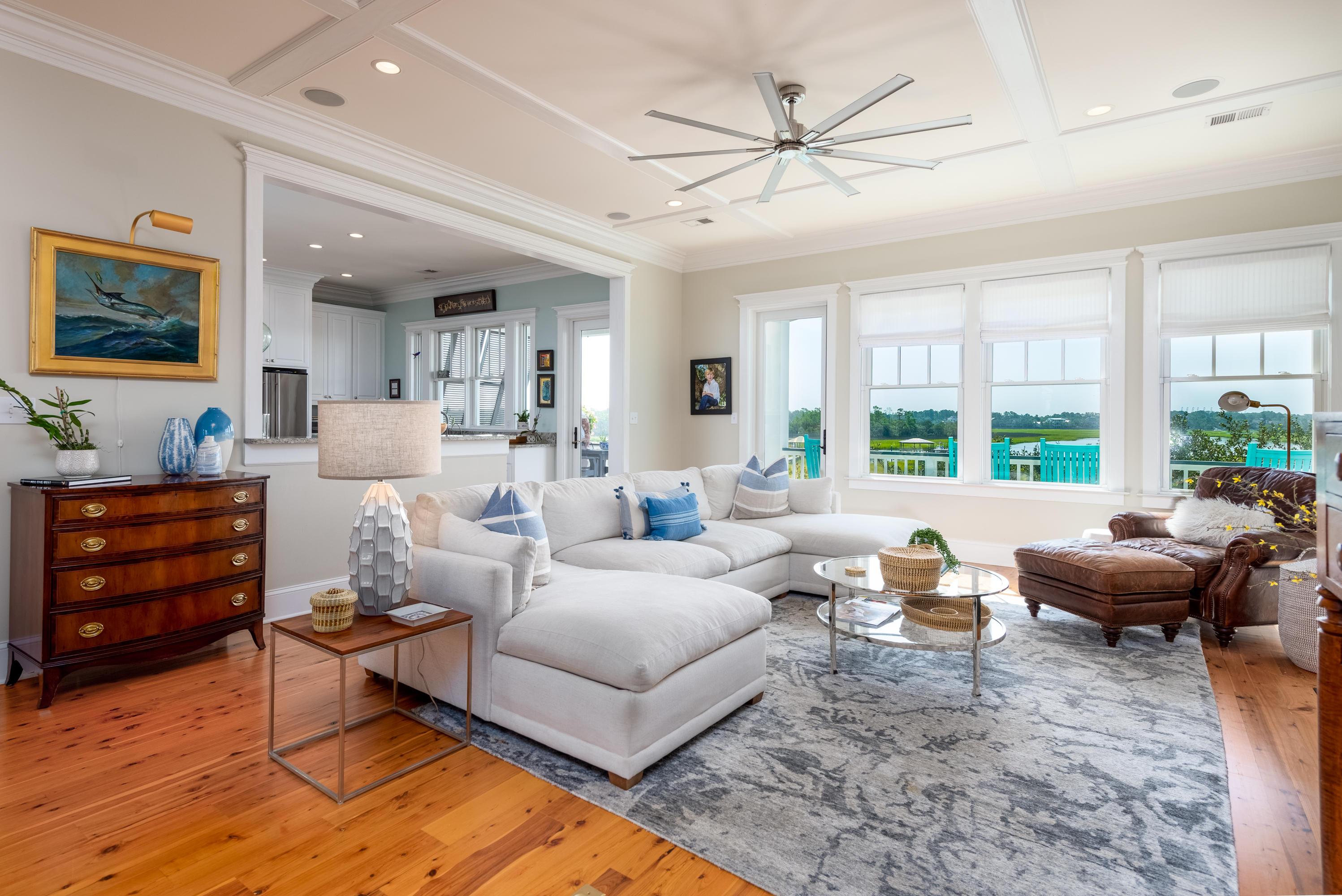Beresford Creek Landing Homes For Sale - 1017 Rivershore, Charleston, SC - 46