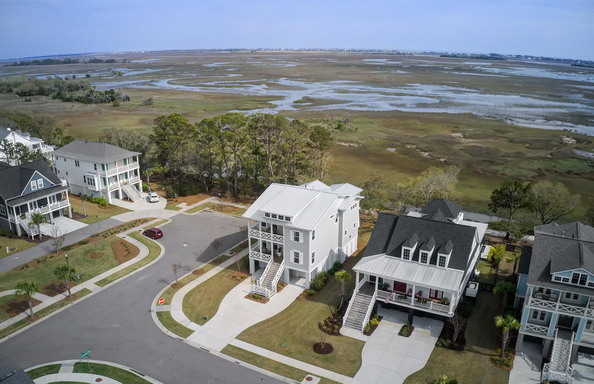 The Oaks Marsh View Homes For Sale - 1551 Mossy Branch, Mount Pleasant, SC - 1